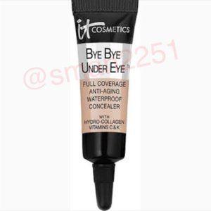 2️⃣ for $19!💛IT Cosmetics Bye Bye Under Eye NEW!